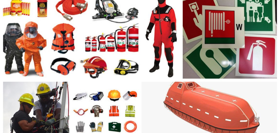 Safety & Rescue Equipments
